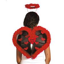 BRIDE TO BE Wings & headband Girl's Hen Night Party Accessory Fancy Dress