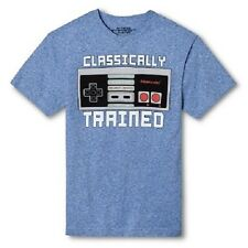 Nintendo Gaming Classically Trained T-Shirt Size Medium - New - Official