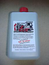 SR 24 Modellbahnöl Reinigungs und Dampföl  1 Ltr. auch Ultraschallbad Günstig