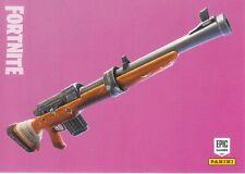 Fortnite Jagdgewehr Sammelkarte Hunting Rifle Panini Karte 103
