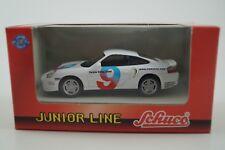 Schuco Junior Line Modellauto 1:43 Porsche 911 Turbo Driving School Nr. 3315079