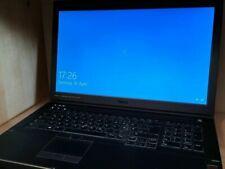 Dell Precision M6700 Notebook Core i7 32 GB RAM SSD FHD Docking