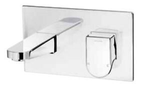 Methven Rere Wall Plate Mount Bath Mixer 01-3401 (Chrome) CLEARANCE SALE