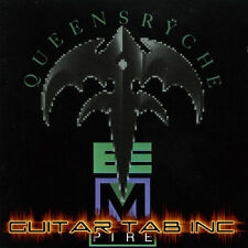 Queensryche Digital Guitar Tab EMPIRE Lessons on Disc Chris DeGarmo Wilton