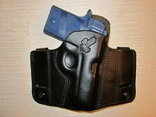 SIG SAUER P938  REVERSIBLE, IWB OR OWB, R H, formed pancake belt holster