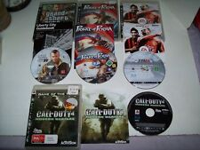 "Call Of Duty 4-Fifa 09-Grand Theft & Prince Of Persia ""Bulk Lot 4 Great  Game"""