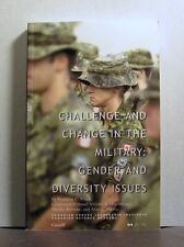 Challenge and Change in the Military: Gender and Diversity Issues,   Canada