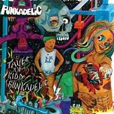 Funkadelic - Tales Of Kidd Funkadelic 180G LP REISSUE NEW w/ GATEFOLD JACKET