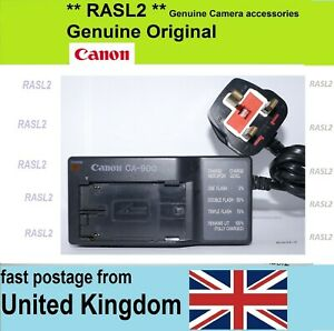 Genuine Original Canon Charger / Compact Power Adapter CA-900