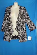 Autumn Animal Print Regular Size Coats & Jackets for Women