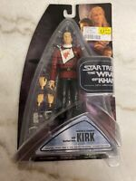 Star trek The Wrath Of Khan Double Cross Kirk Art Asylum