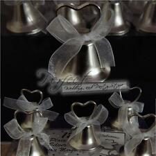 144 Wedding Place Name Card Silver Working Bell Table Number Or Menu Card Holder