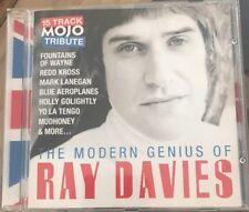 Mojo:Ray Davies - The Modern Genius Of Ray Davies (2006 CD Album) 15 Trax Kinks