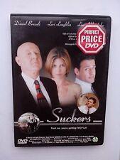 SUCKERS DVD  DANIEL BENZALI LORI LOUGHLIN LOUIS MANDYLOR