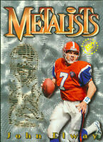 1995 Topps Stadium Club Metalists  JOHN ELWAY- Free Shipping