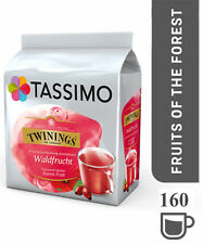 Tassimo Twinings Fruits of the Forest Tea Dosettes À Café Paquet de 10 160 Drink