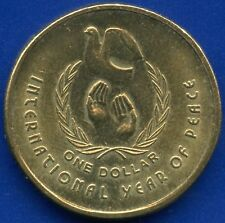 1986 Australia 1 Dollar Coin