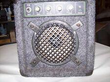 electric guitar amplifier