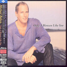 Only a Woman Like You [Japan Bonus Tracks] by Michael Bolton (CD, May-2002, Ave…
