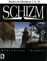 Schizm Mysterious Journey PC Win 7 8 10 More Games in Store
