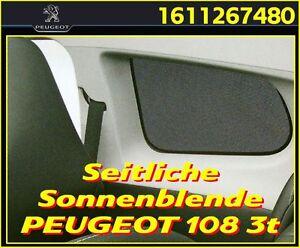 Sonnenschutz, Sonnenblende PEUGEOT 108 3-türer, Original PEUGEOT  OE 1611267480
