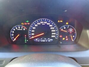 HONDA ACCORD EURO 2003-07 DASH CLUSTER CL9 SUITS AUTO 219K IN GOOD WORKING ORDER