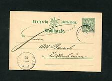 Württemberg P34  aus Rudersberg 1893  (EB-16)