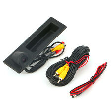 For BMW F10/11/25/30 X3 Car Parking Night Vision Waterproof Rear View Camera