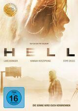 LARS/ERCEG,STIPE/HERZSPRUNG,HANNAH EIDINGER - HELL   DVD NEU FEHLBAUM,TIM
