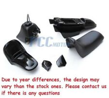 FOR YAMAHA PW50 PLASTIC FAIRING SEAT GAS TANK KIT BLACK U PS36