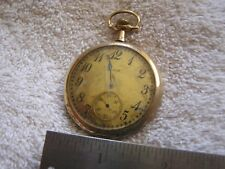 Antique Elgin Pocket Watch Lord Elgin Series