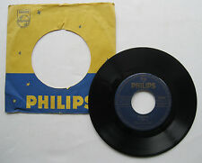 "7"" willy Berking-river song/Mixed pickles-Horst Fischer philips 384 084"