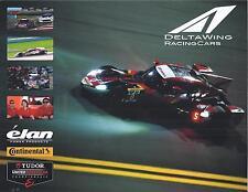 2014 IMSA TUDOR Road Atlanta Petit Le Mans DELTAWING Hero Card   Katherine Legge