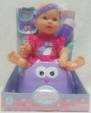 My Sweet Love Baby Doll & Accessories New