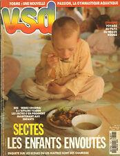 VSD N°717 niki lauda priyanka gandhi paul emile victor 1991