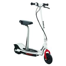 New listing Razor E200S Seated Electic Scooted Red/white