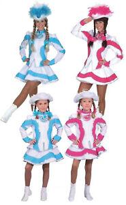 Funken Kostüm Garde Tanz Mariechen Uniform Damen Funkenkostüm Funkemariechen