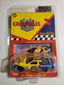 Graybar Action Kenny Wallace #12 1:64 1997 Thunderbird Stock Car 1 of 11,000