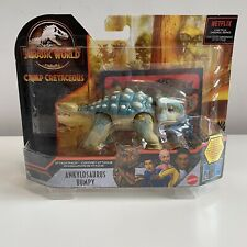 Ankylosaurus Bumpy Action Figure Jurassic World 2020 Camp Cretaceous Netflix