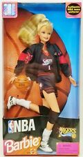 Barbie Mattel Nba 76Ers Doll No. 20724 Sixers Nrfb