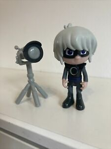 PJ Masks Luna Girl Figure + Lunar Telescope Accessory Rare