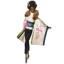 Gold label Byron Lars Ayako Jones AA Barbie Collector doll