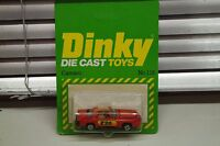 DINKY MATCHBOX SIZE  No 115 CAMARO IN ORIGINAL PACKAGING