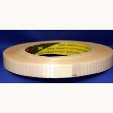 DUBICK 3M REINFORC STRAPPING TAPE 12MM