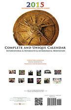 2015 International Year of Light. Interfaith & Astrological Meditation Calendar.