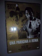 DVD N° 35 IL GRANDE CINEMA DI ALBERTO SORDI UNA PARIGINA A ROMA