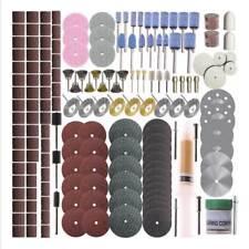 217 Pcs Mini Electric Grind Rotary Drill Bits Tool Accessory Mix Kit Set