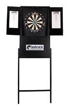 Unicorn Darts X-Tip Dartboard Stand Foldable Portable Compact Dart Stand