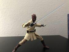 S.H. Figuarts - Star Wars - Obi-Wan / Darth Maul Custom. Jedi (Darth) Maul