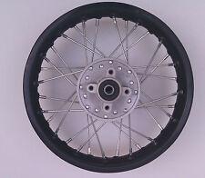 Felge hinten 12 Zoll Dirt Bike pocketbike Cross Pocket Rad Reifen Pit 1111 NEU